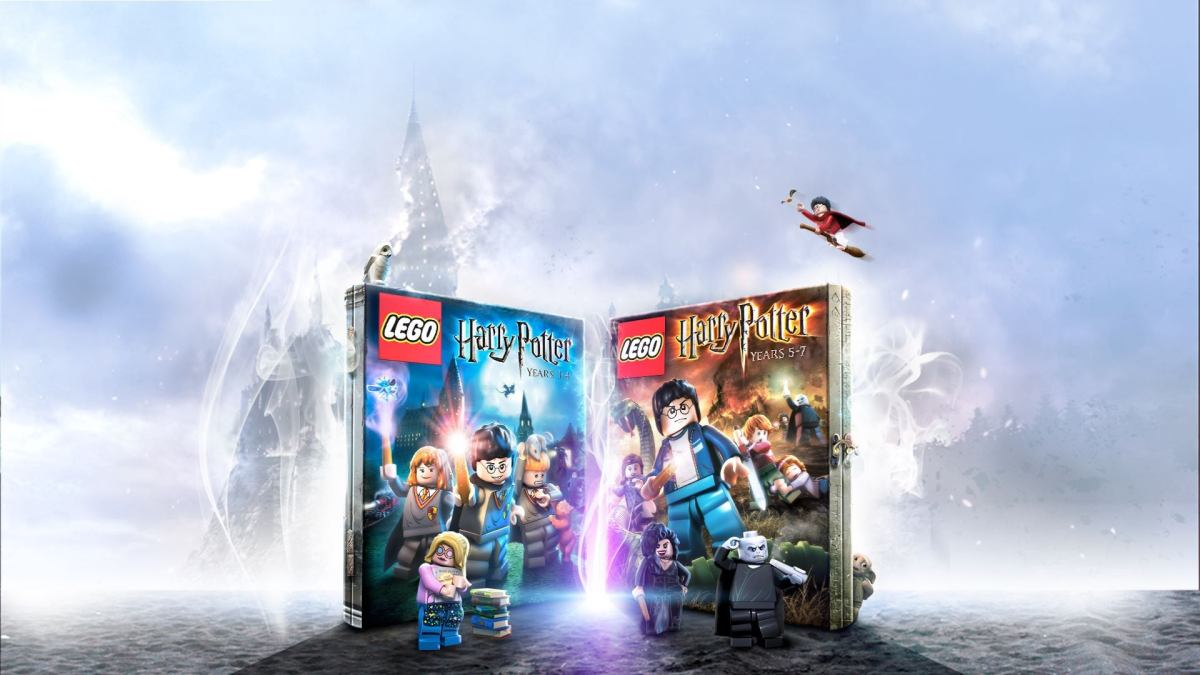 LEGO Harry Potter Collection Coming to Xbox One X October 30