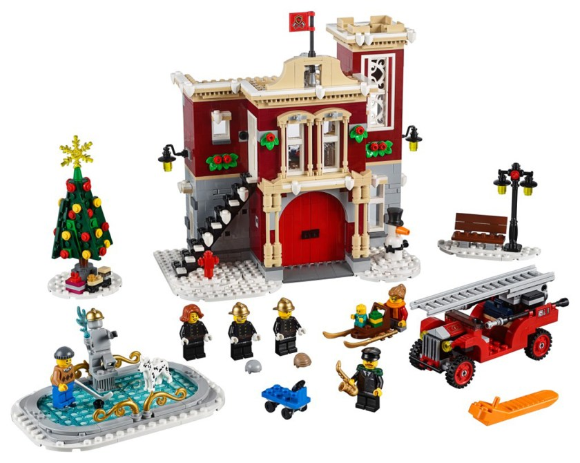 Exclusive LEGO Store D2C Sets
