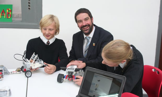 LEGO Finds New Global Director of Play in Scottish Highlands Head Teacher