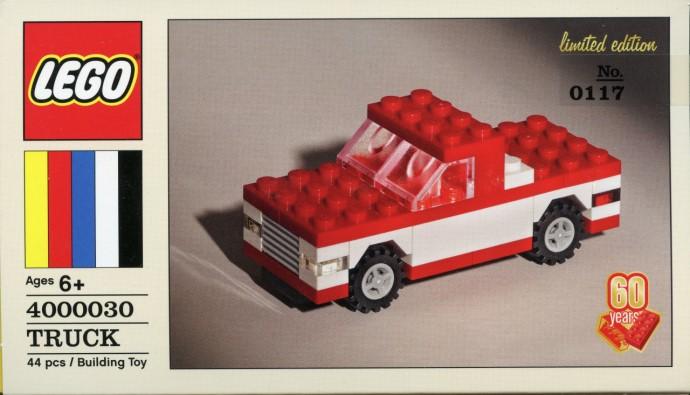 LEGO Classic 60th Anniversary Truck (4000030)