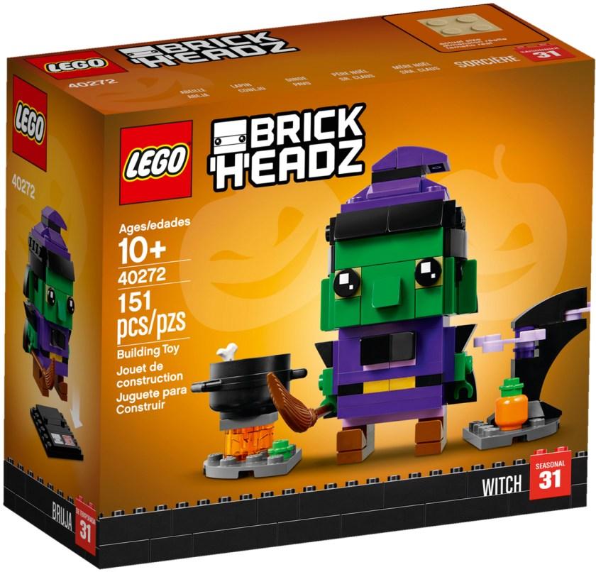 LEGO BrickHeadz Witch (40272)