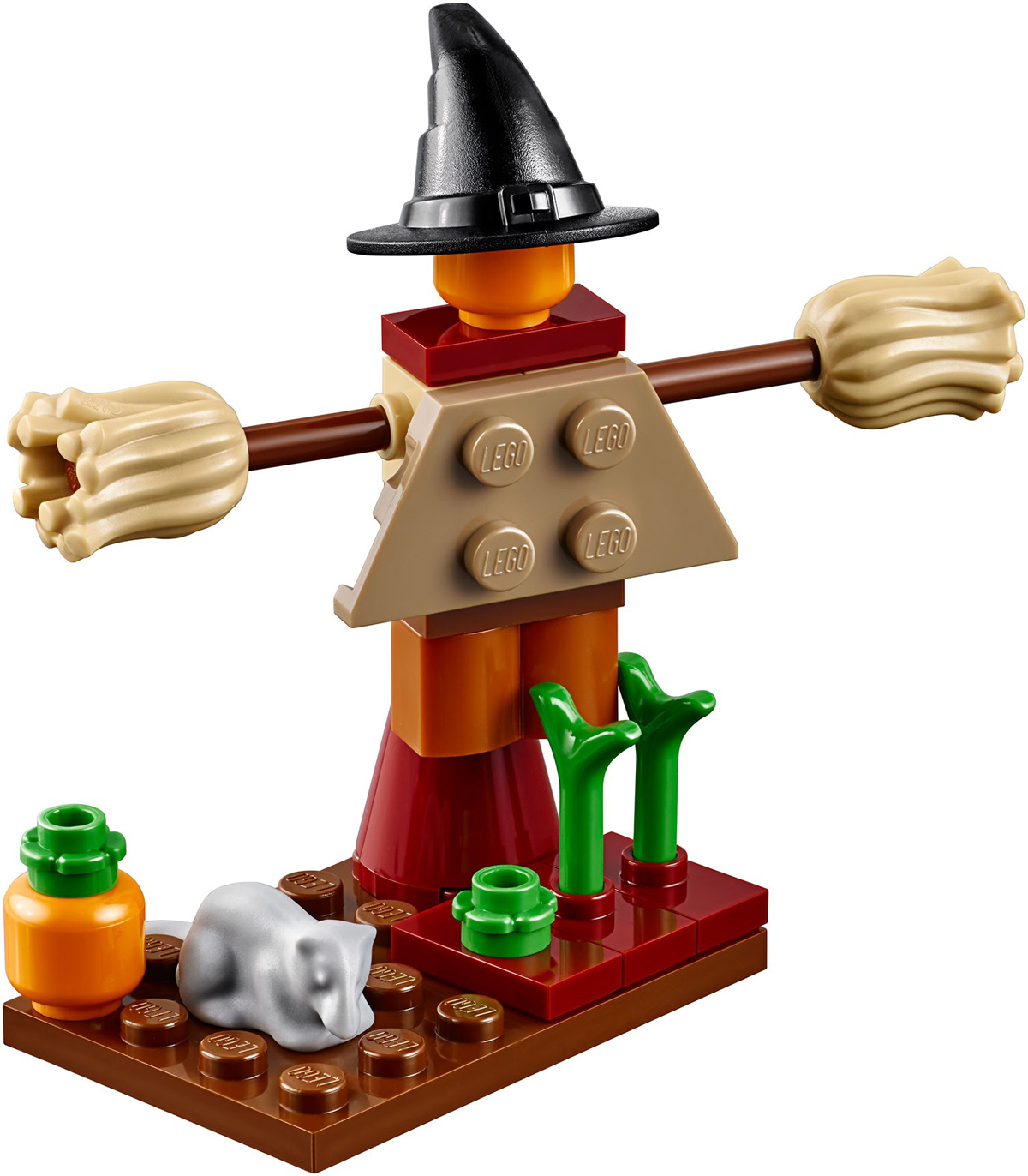Scarecrow Witch (40285)