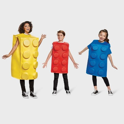 LEGO Costumes for AFOLs Now Available at Target Just in Time for Halloween