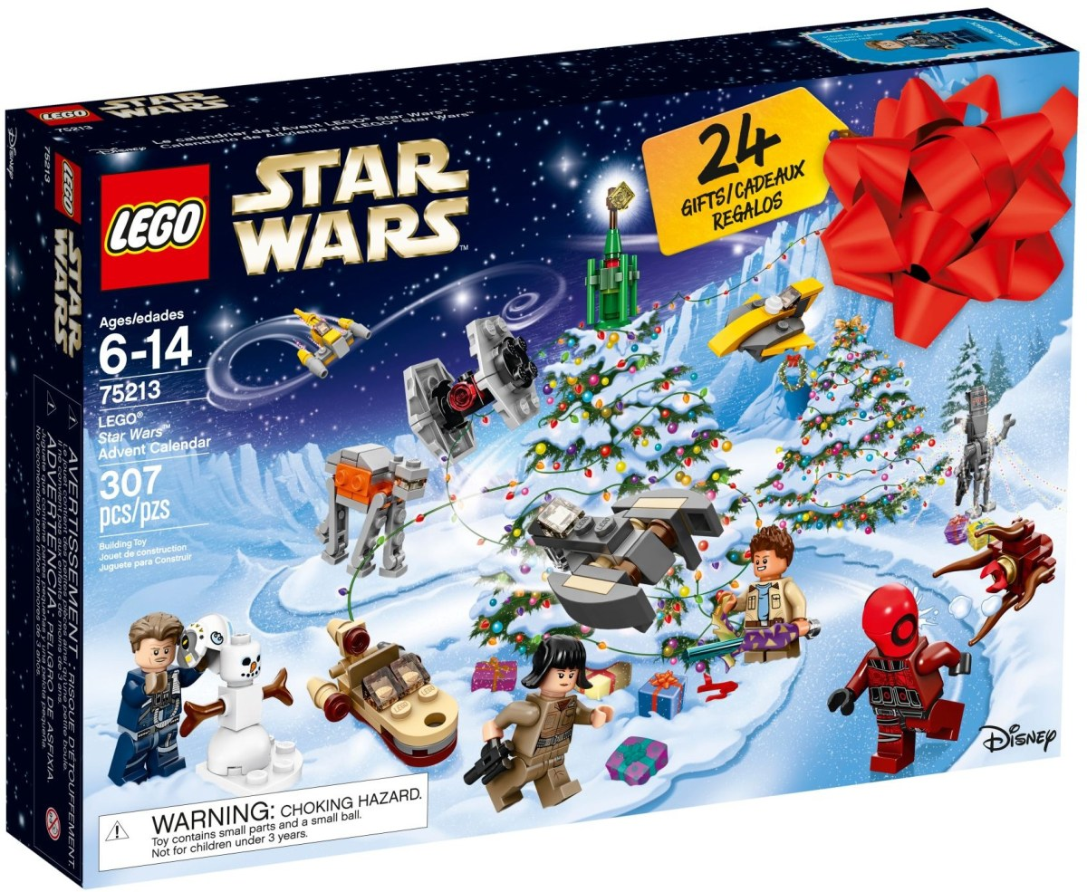 LEGO Star Wars 2018 Advent Calendar (75213) Now at 15% Off At Walmart
