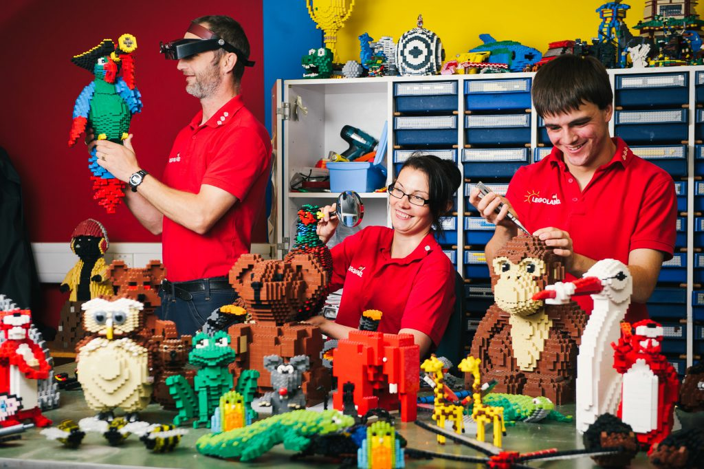 LEGOLAND Windsor Is Looking for a new LEGO Model Maker