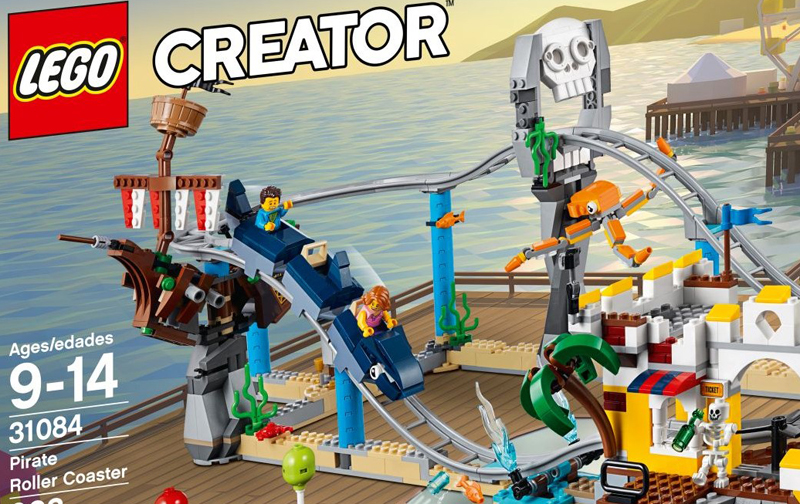 LEGO Creator Sets Are Now On Sale