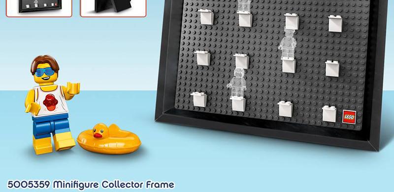 LEGO Minifigure Collector Frame (5005359)