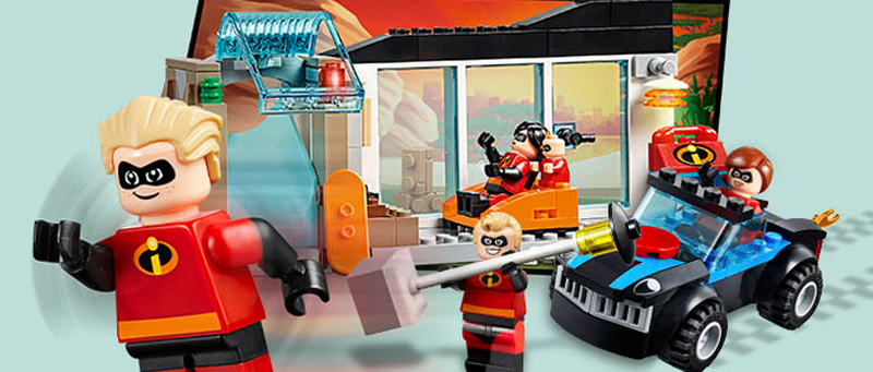Create an Amazing Family Moment With This Latest LEGO Ideas Contest
