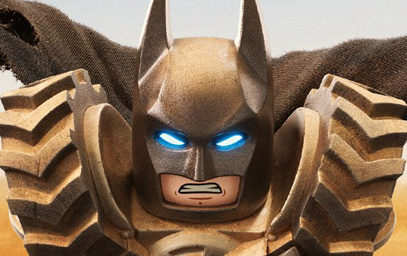 The LEGO Movie 2 Reveals Wasteland Batman Costume