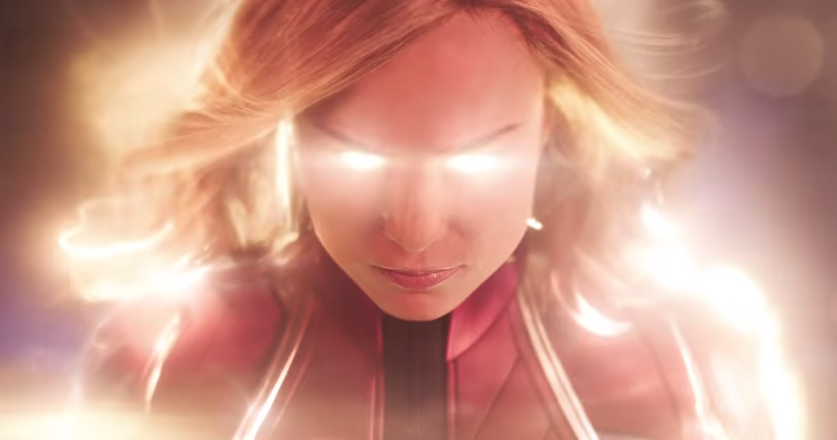 Captain Marvel's Official Trailer Finally Revealed!