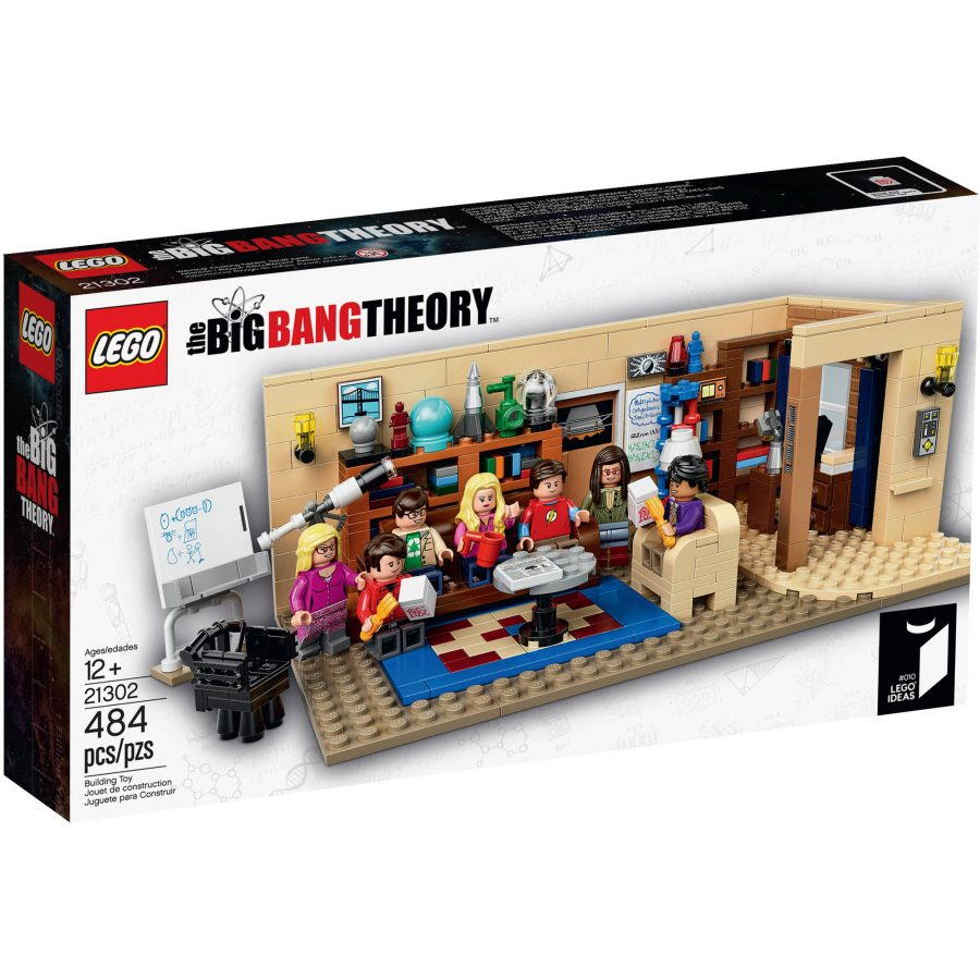 Season 12 of The Big Bang Theory Features a Custom LEGO Brickfast