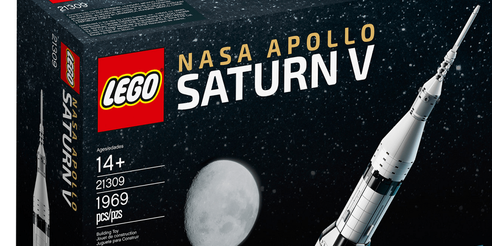 LEGO Ideas NASA Apollo Saturn V (21309) To Be Discontinued?