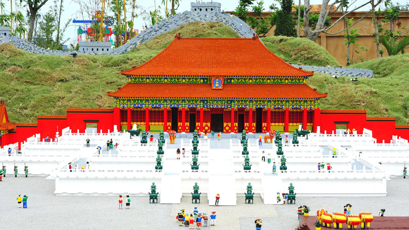 Second LEGOLAND China Theme Park and Resort to Open in 2022