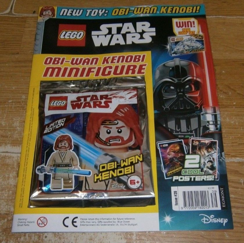 LEGO Star Wars Magazine Issue 39