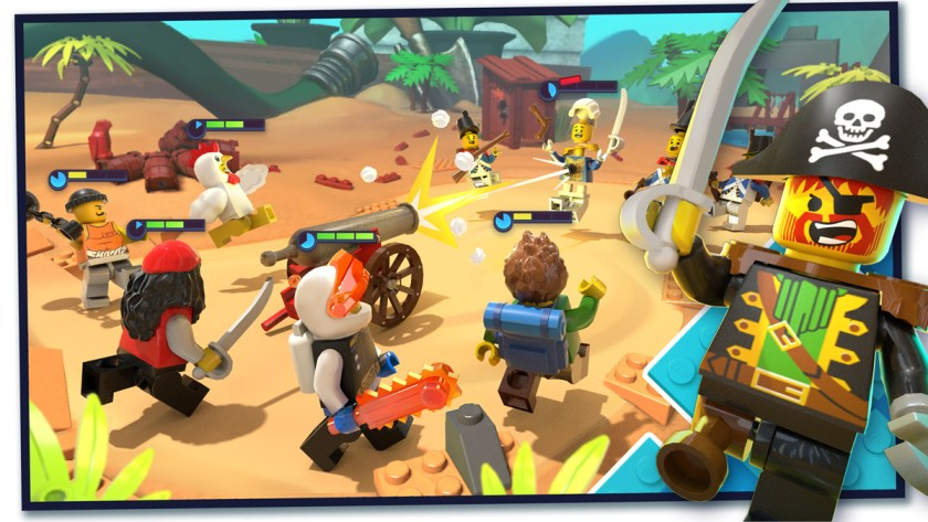 LEGO Battle Adventures