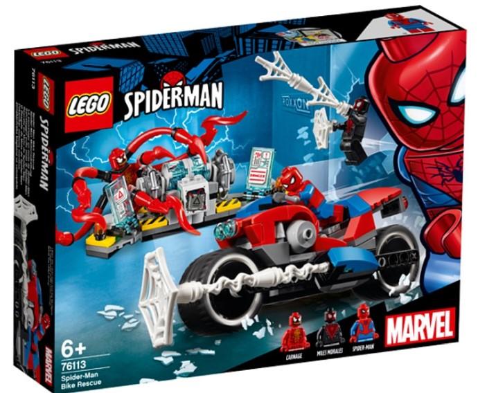 2019 LEGO Spider-Man