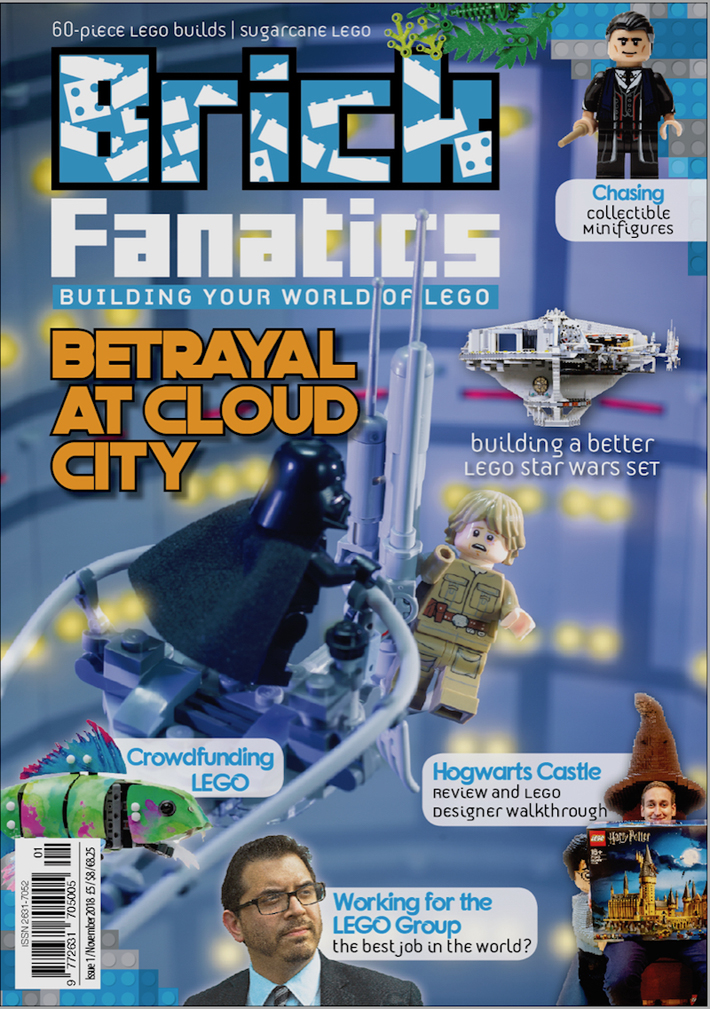Brick Fanatics Magazine
