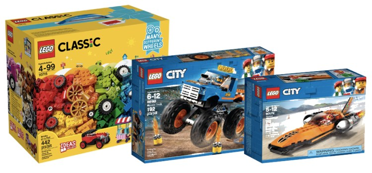 LEGO City Super Pack