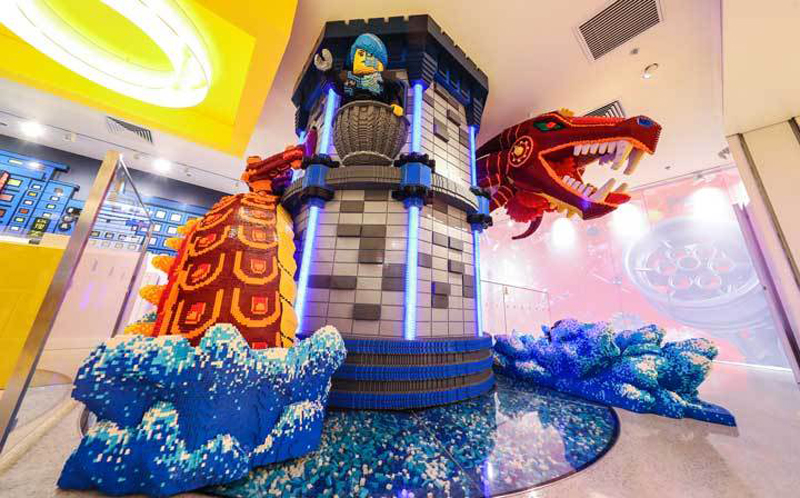 LEGO Brand Store in China