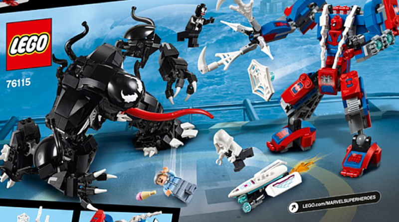 LEGO Marvel Super Heroes Spider-Man 2019