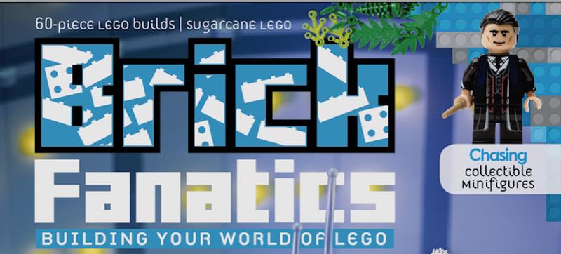 Brick Fanatics Magazine Issue #1 Debuts