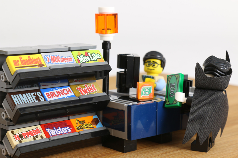 It's Time For Minifigure Candies With These Sweet Custom Creations from Build Better Bricks