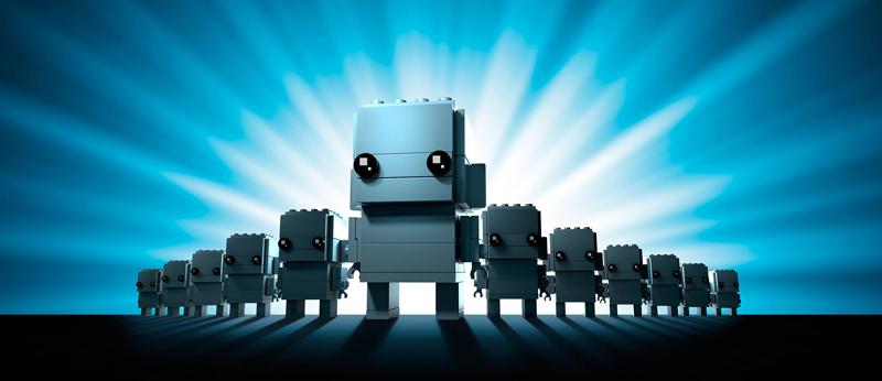 End for the LEGO BrickHeadz Theme