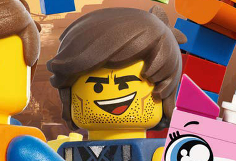 First Look at Rex Dangervest from The LEGO Movie 2