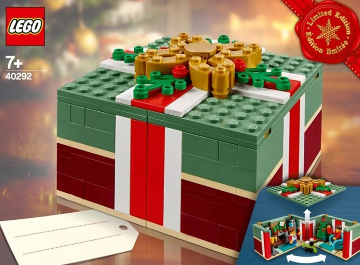 LEGO Christmas Box