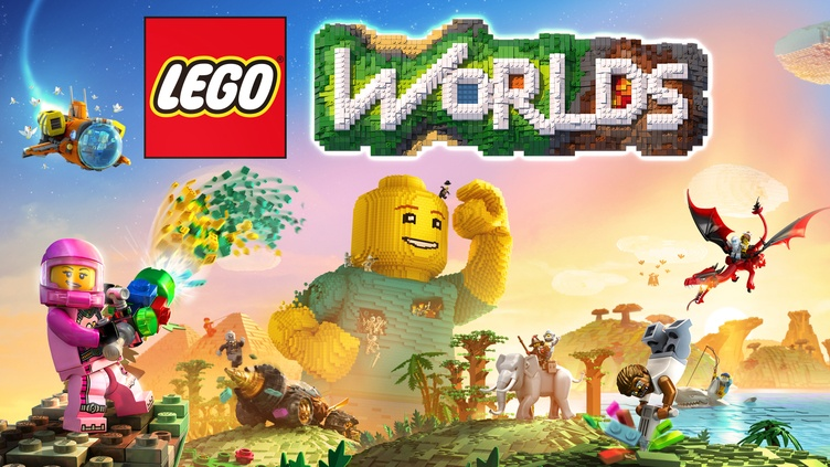 """LEGO Worlds"" Free DLC Accidentally Put Behind Nintendo Switch Online Paywall"
