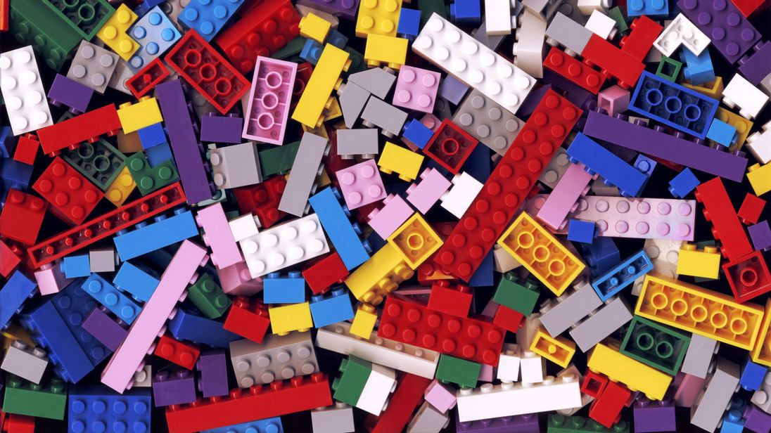LEGO Encourages Millennials to De-Stress By Building With LEGO Bricks