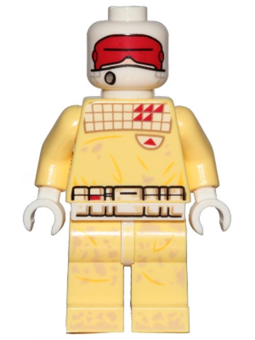 Lego Star Wars Kessel Mine Worker 40299 Minifigure