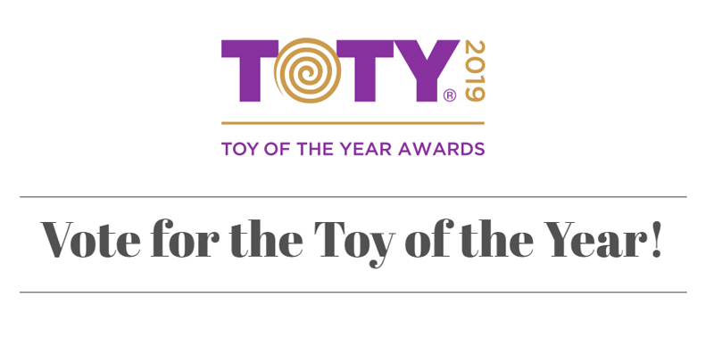 2019 Toy of the Year Awards