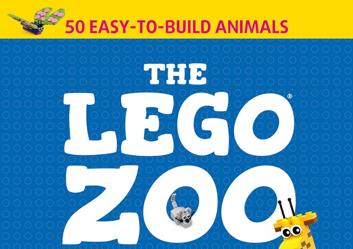 The LEGO Zoo Offers Easy-to-Build Animals Using Readily Available LEGO Bricks At Your Home