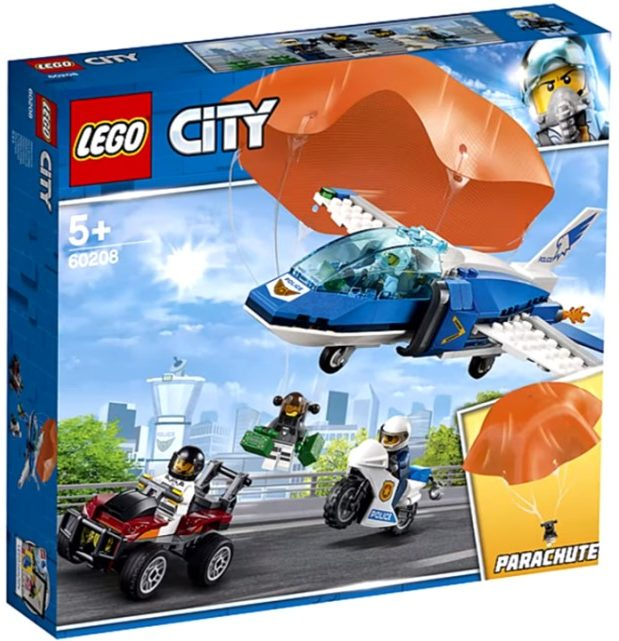 2019 City: More Police And Firefighting 2019 LEGO City Sets Revealed