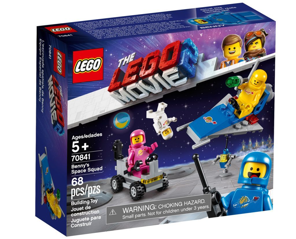 Where to Find The LEGO Movie 2 Benny's Space Squad (70841) Other Than LEGO Shop@Home