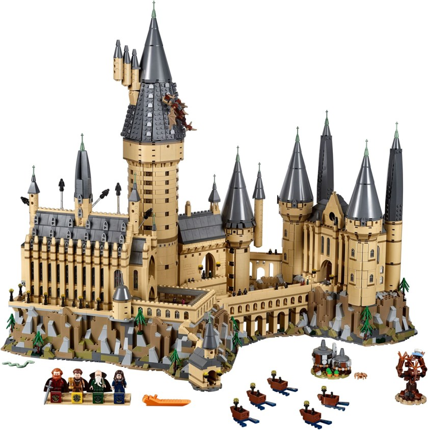 LEGO Harry Potter Hogwarts Castle (71043)