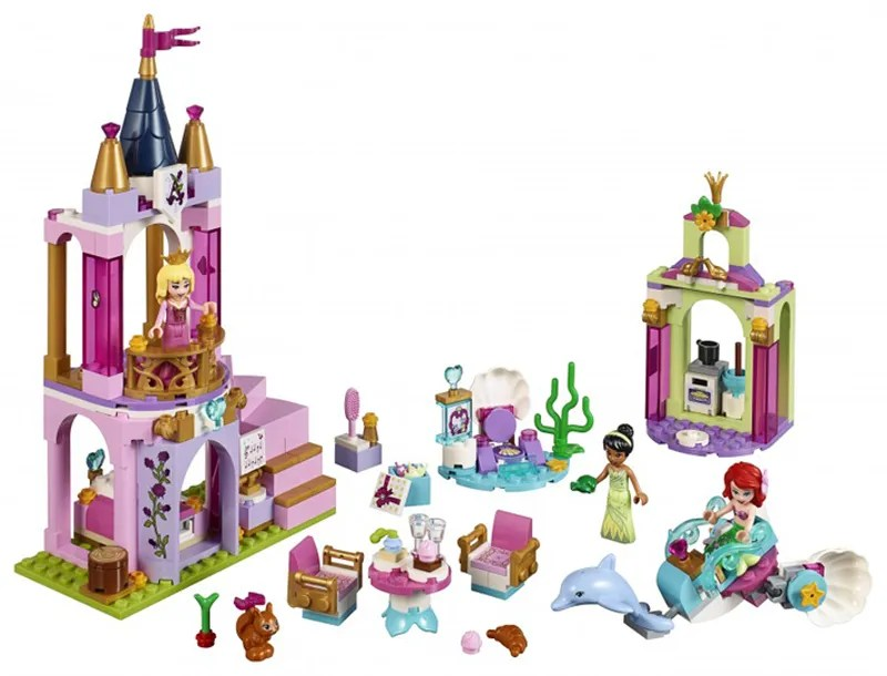 LEGO Disney Princess Gets More Sets in 2019