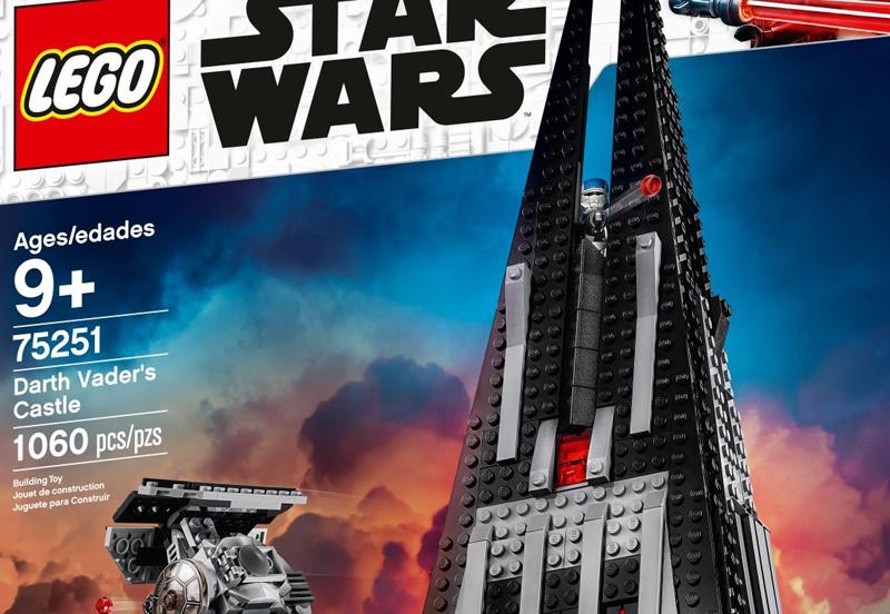 Darth Vader Castle (75251)