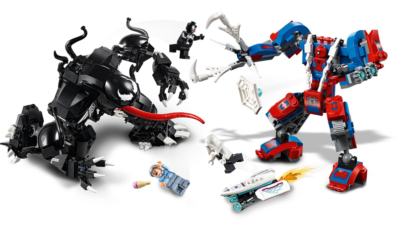 More 2019 LEGO Marvel Spider-Man Images Released