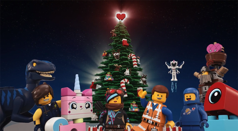 The LEGO Movie 2 Promotes #BuildToGive Just In Time for the Holidays