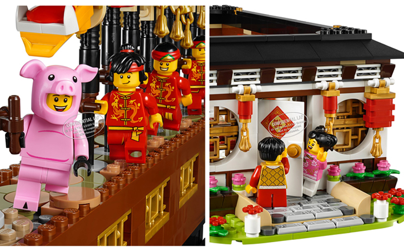 Exclusive Lunar New Year Sets