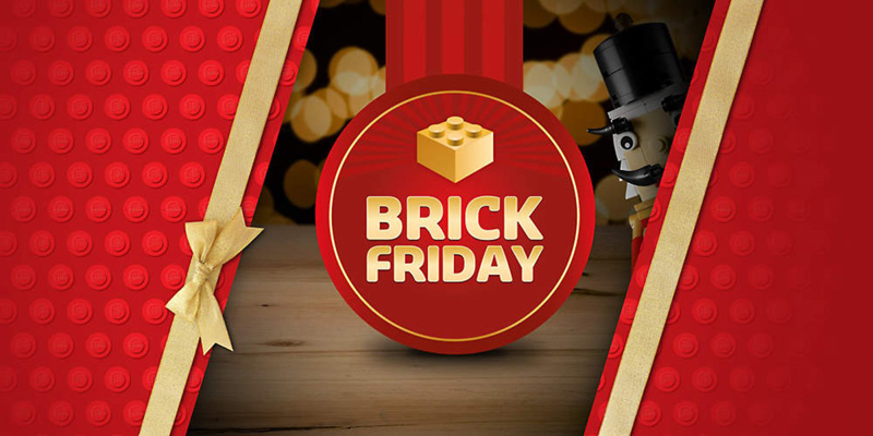 Early LEGO Black Friday Offers Coming This Weekend