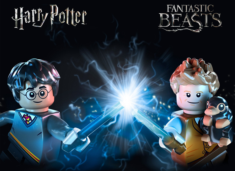 New LEGO Ideas Contest Now Open: The Magical Builds of the Wizarding World