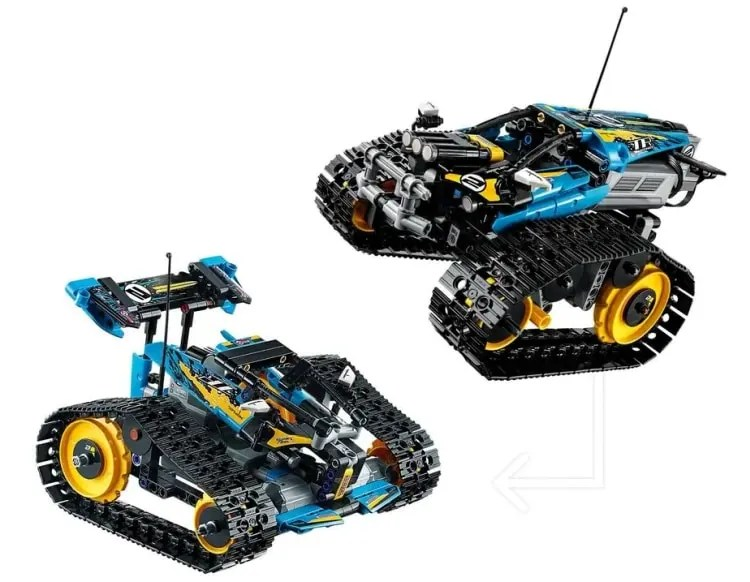 Two Large LEGO Technic Sets Coming 2019: A Remote-Controlled Racer and a Porsche