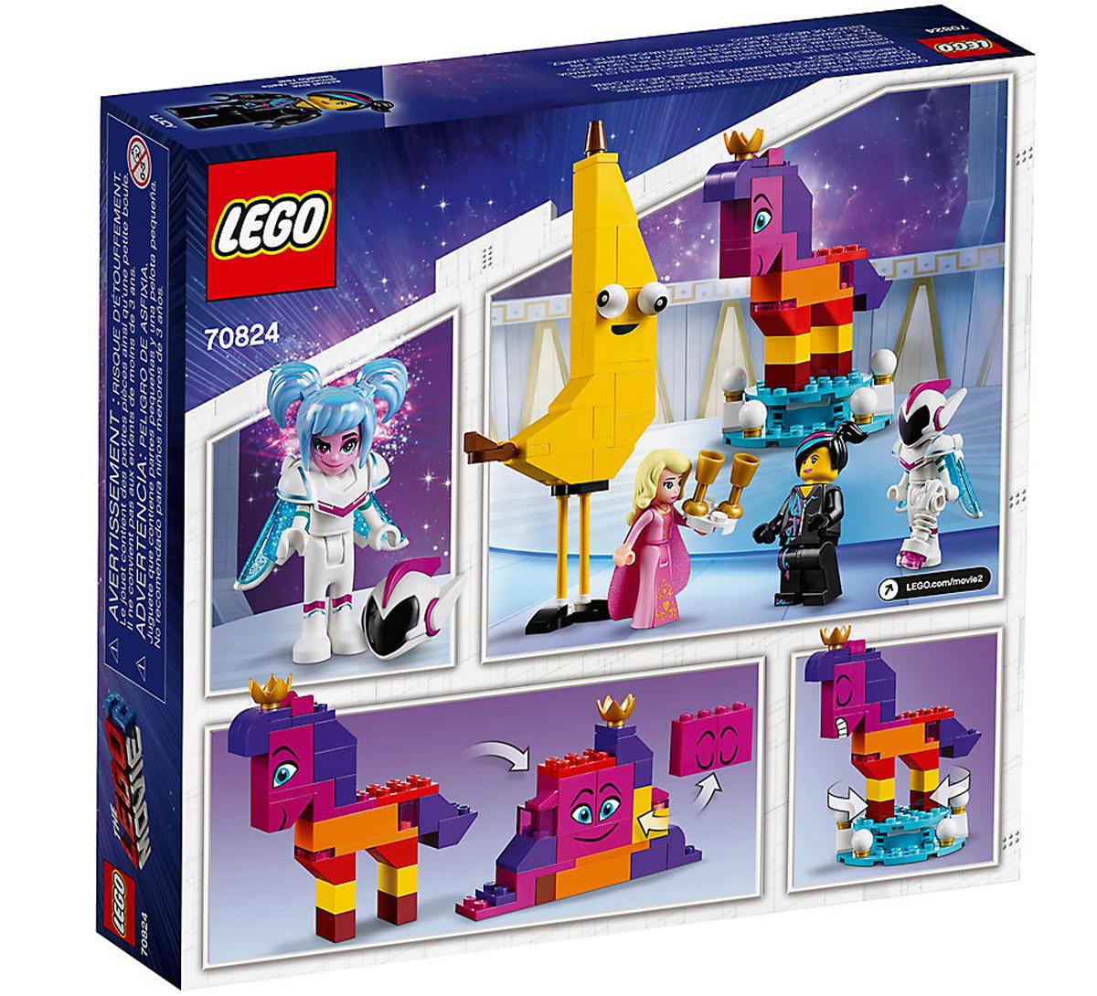 The Lego Movie 2 S Sweet Mayhem Alternate Figure Revealed