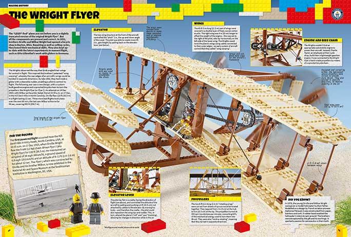 LEGO Creator Expert Wright Flyer (10124)