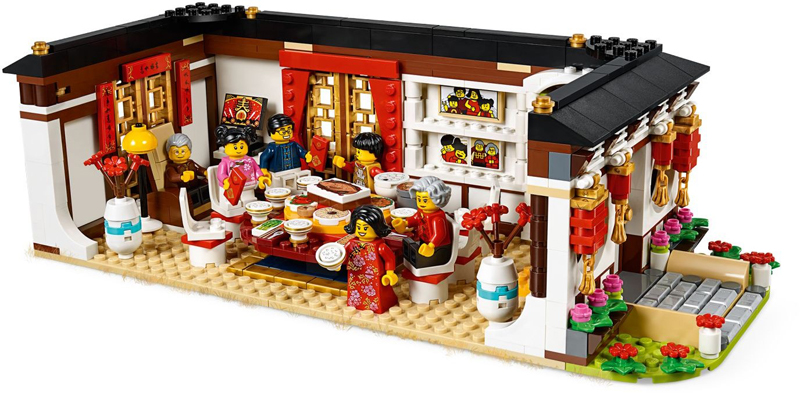 LEGO Chinese New Year Sets