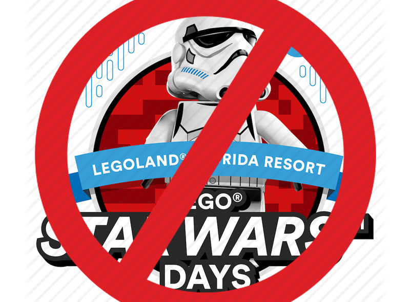 LEGOLAND LEGO Star Wars Days Rumored to be Cancelled