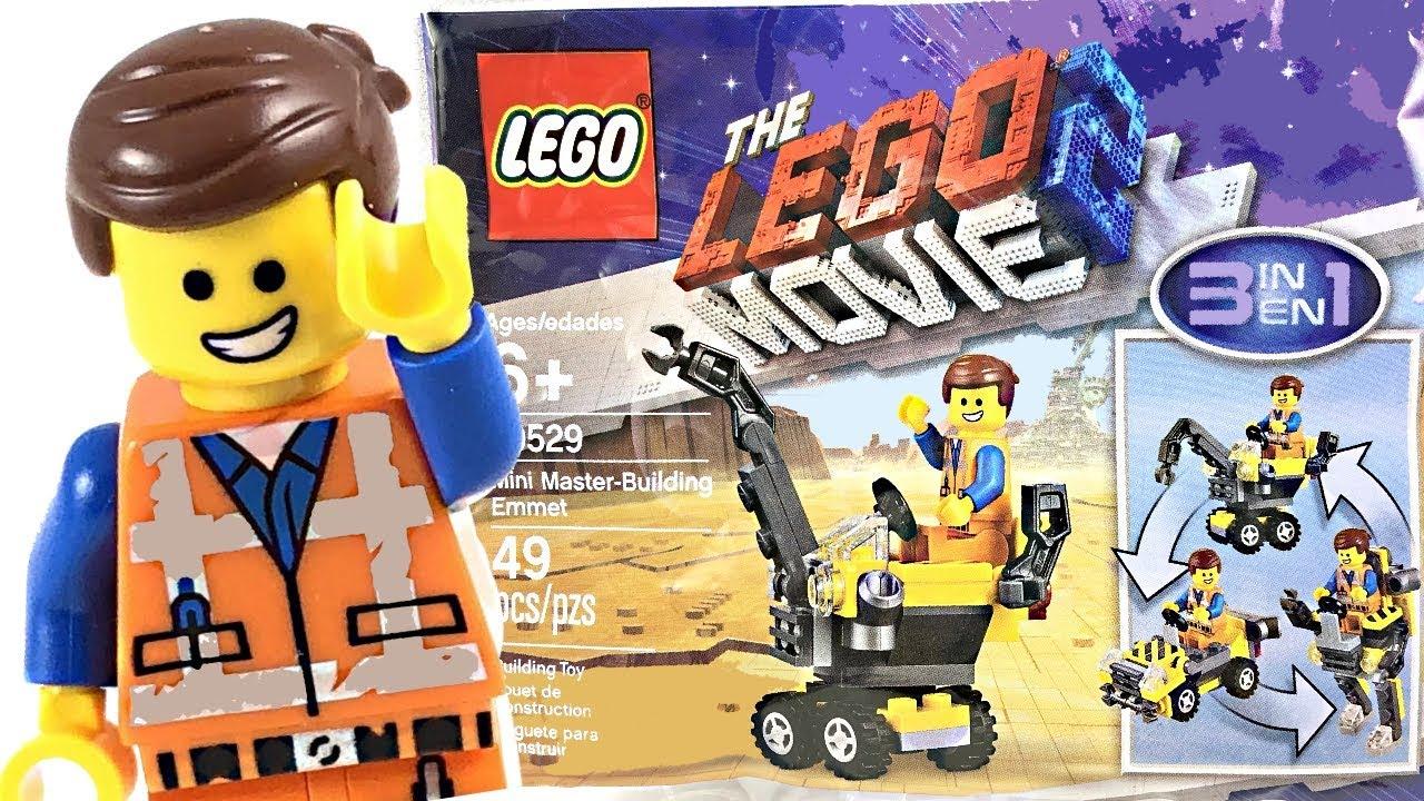 LEGO    Lego MOVIE 2     Minifigur    REX      OVP